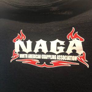 North American Grappling Association Tee Shirt
